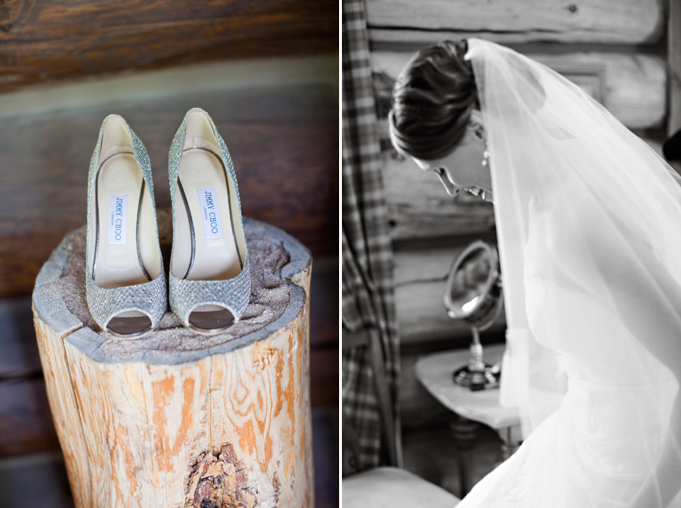 Devils Thumb Ranch Wedding Photos